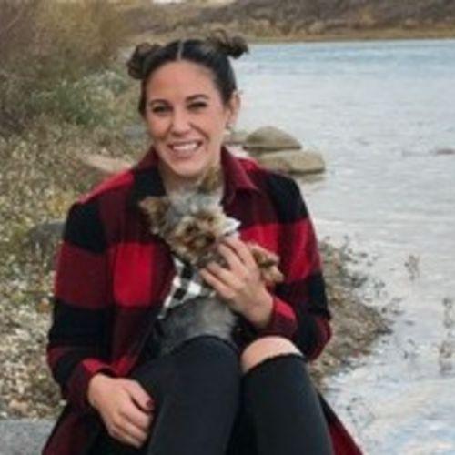 Canadian Nanny Provider Megan Sloboshan's Profile Picture