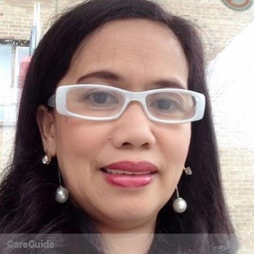 Canadian Nanny Provider Elizabeth Patagnan's Profile Picture
