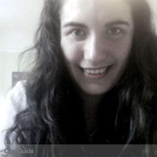 Canadian Nanny Provider Naomi W's Profile Picture