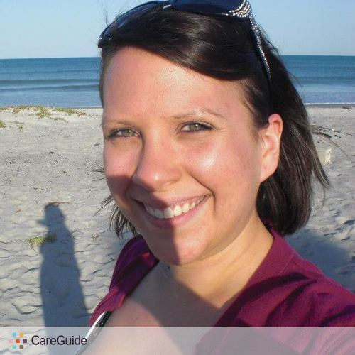 Child Care Provider Sara Strauss's Profile Picture