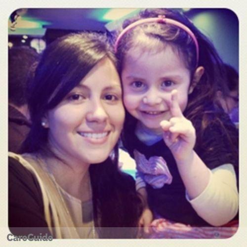 Canadian Nanny Provider Angelica Bueno's Profile Picture