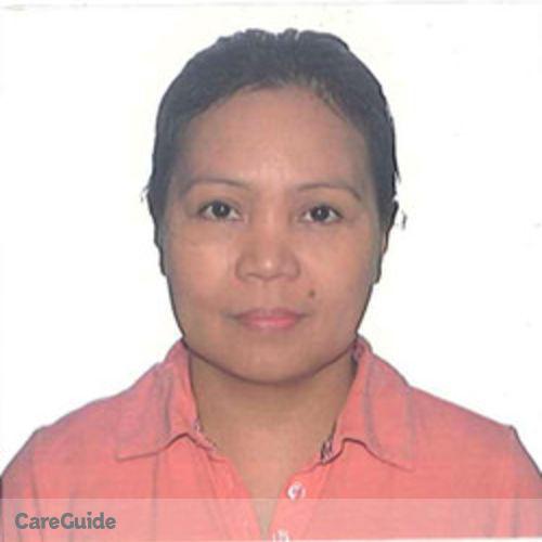 Canadian Nanny Provider Edralin Balbin's Profile Picture