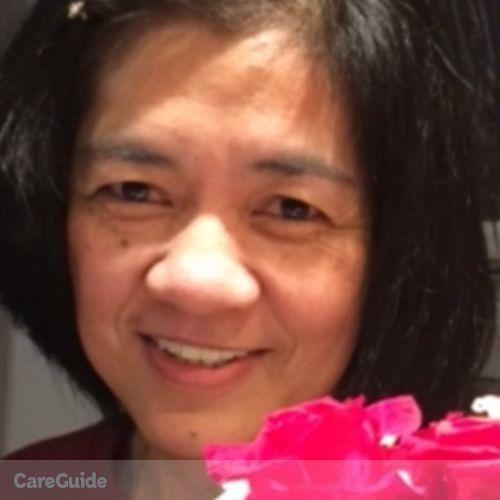 Canadian Nanny Provider Dominica Tanhueco's Profile Picture