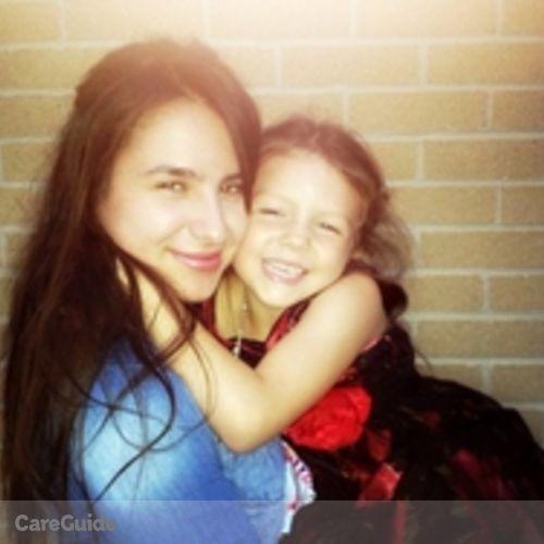 Canadian Nanny Provider Aliana's Profile Picture