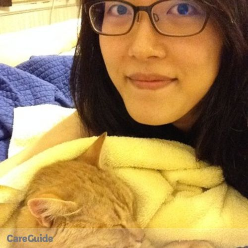 Pet Care Provider Sylvie Wu's Profile Picture