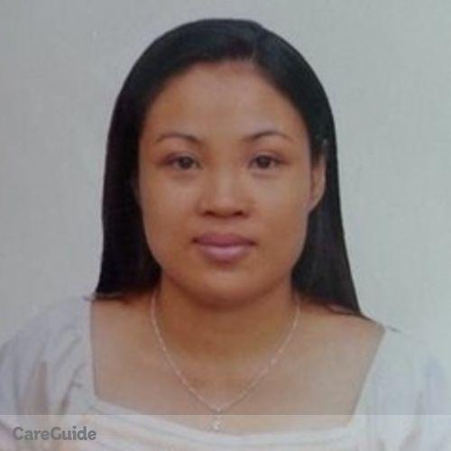Canadian Nanny Provider Daisy Fernandez's Profile Picture