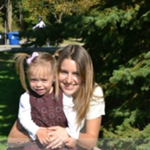 Canadian Nanny Provider Rebecca C's Profile Picture