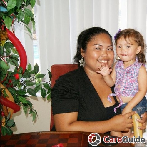 Child Care Provider Flor A's Profile Picture