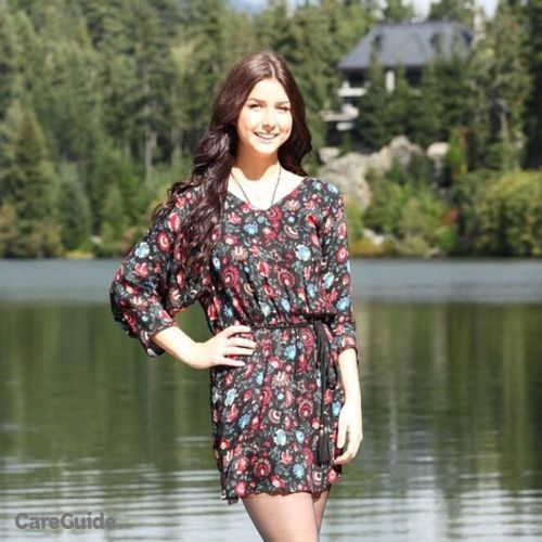 Canadian Nanny Provider Vanessa Sullivan's Profile Picture
