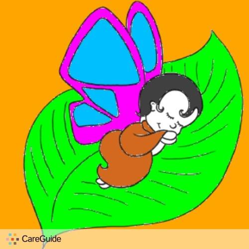 Child Care Job Jamine R's Profile Picture