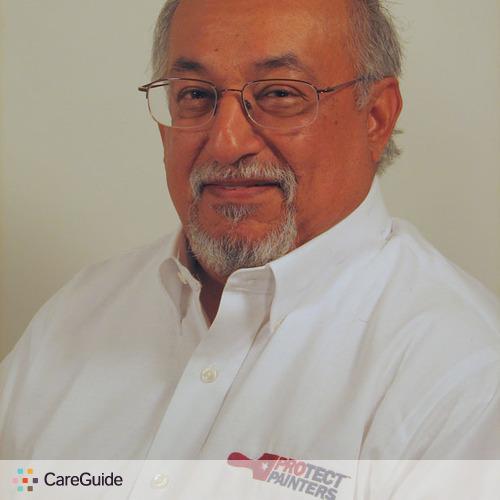 Painter Provider Louis De La Garza's Profile Picture