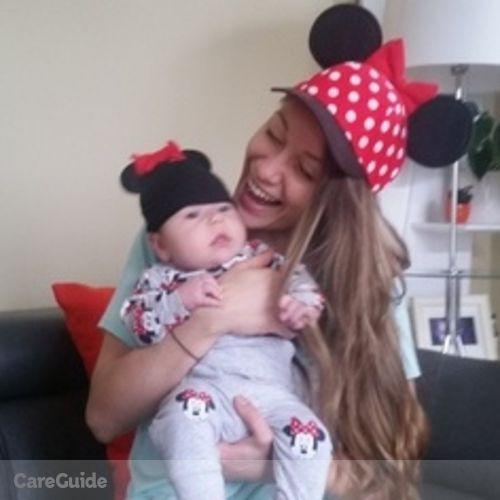 Canadian Nanny Job Lubima Ossetinskaya's Profile Picture