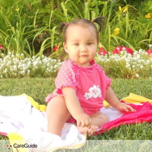 Child Care Job Pauline T's Profile Picture