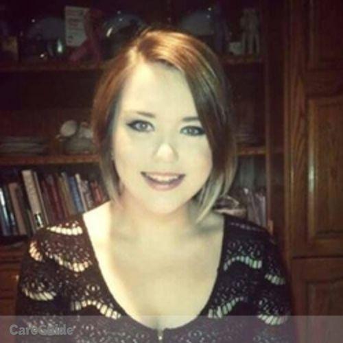 Canadian Nanny Provider Clare J's Profile Picture