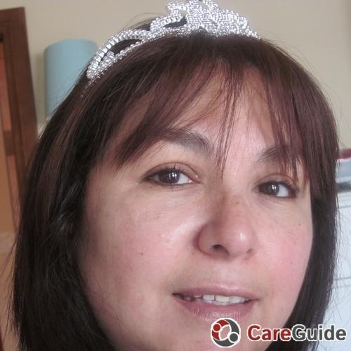Child Care Provider Gloria Callirgos's Profile Picture