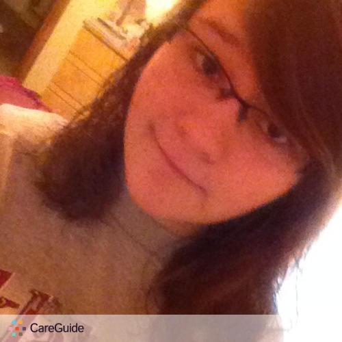 Child Care Provider Mackayla Adamson's Profile Picture