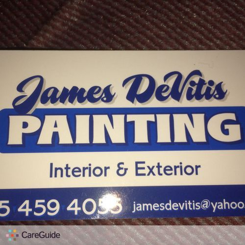 Painter Provider James DeVitis's Profile Picture