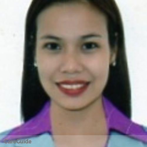 Canadian Nanny Provider Michelle Torre's Profile Picture