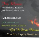 Painter in Redondo Beach