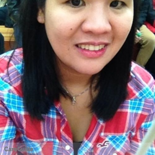 Canadian Nanny Provider Marites Sator's Profile Picture