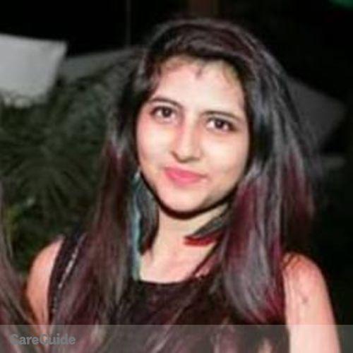 Canadian Nanny Provider Harsha S's Profile Picture