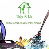 House Cleaning Company, House Sitter in Oshawa