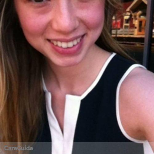 Canadian Nanny Provider Olivia L's Profile Picture