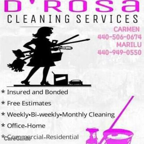 Housekeeper Provider Marilu & C's Profile Picture