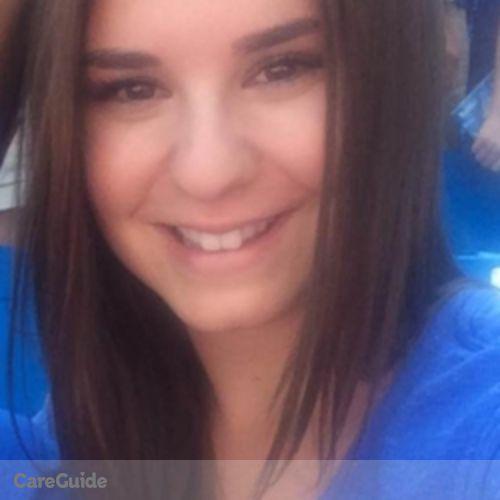 Canadian Nanny Provider Amanda Dizio's Profile Picture
