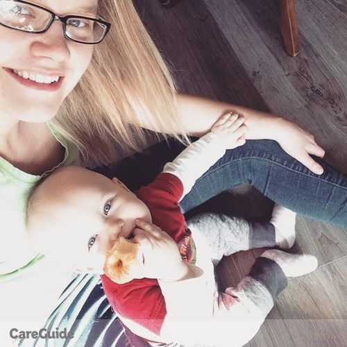 Canadian Nanny Provider Kelly-Ann C's Profile Picture
