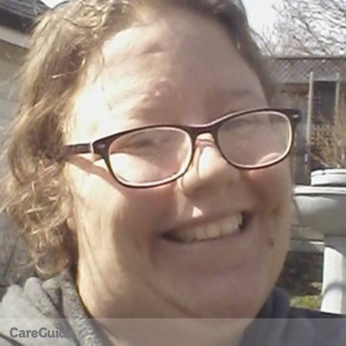 Canadian Nanny Provider Amanda Elliott's Profile Picture