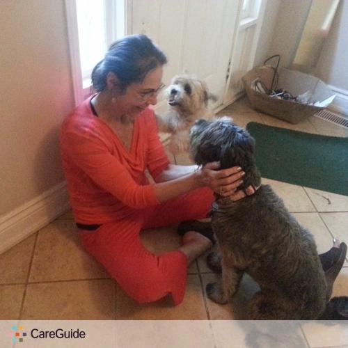 Pet Care Provider Brigitte T's Profile Picture