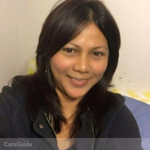 Canadian Nanny Provider Lorella Del Rosario's Profile Picture