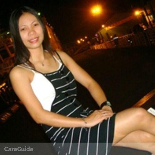 Canadian Nanny Provider Elizabeth Montiano's Profile Picture