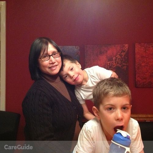 Canadian Nanny Provider Rosie Alingig's Profile Picture