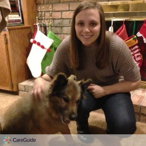 Pet Care Provider Jessica Daugherty's Profile Picture