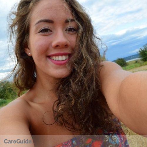 Canadian Nanny Provider Vanessa Rivas's Profile Picture