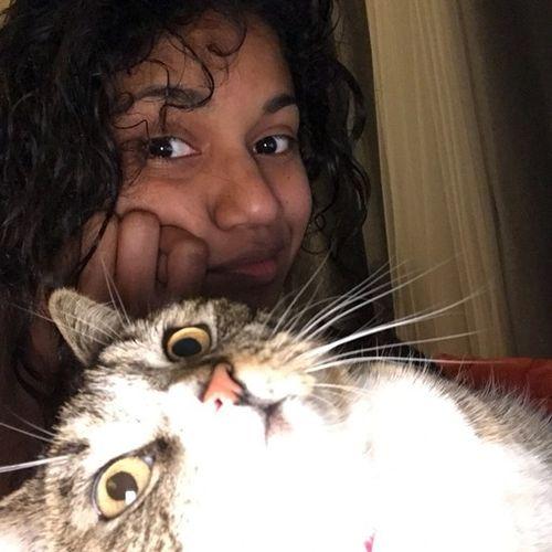 Pet Care Provider Camille H's Profile Picture