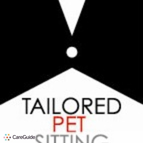 Pet Care Provider Tailored pet Sitting's Profile Picture