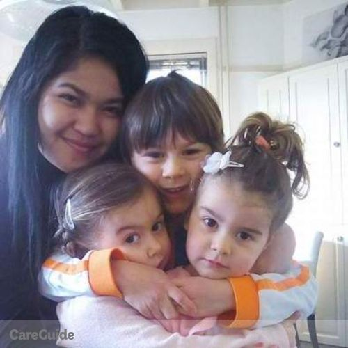 Canadian Nanny Provider Rhealiza Rico's Profile Picture