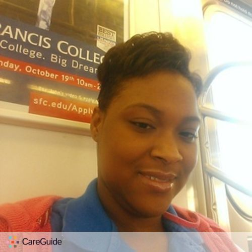 Housekeeper Provider Melica Powell's Profile Picture