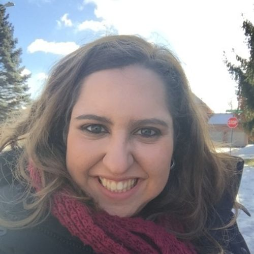 Canadian Nanny Provider Sally P's Profile Picture