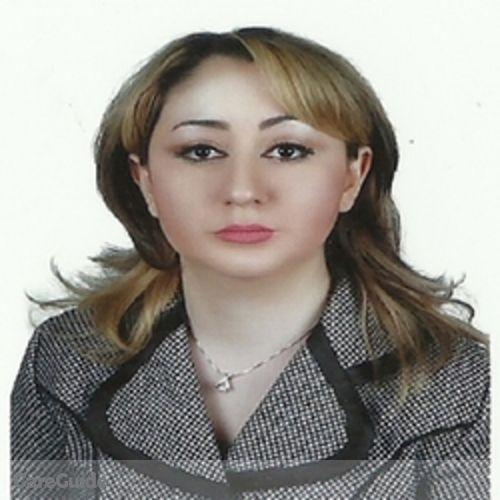 Canadian Nanny Provider Arezou M's Profile Picture