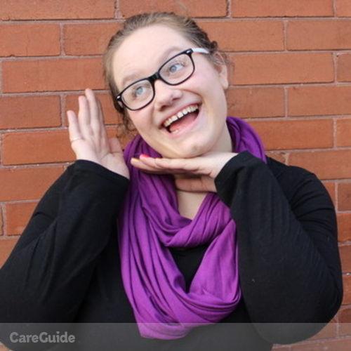Canadian Nanny Provider Patricia Weleff's Profile Picture