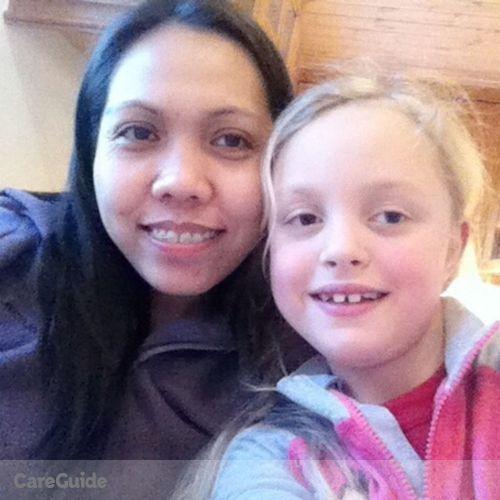 Canadian Nanny Provider Anne Morales's Profile Picture