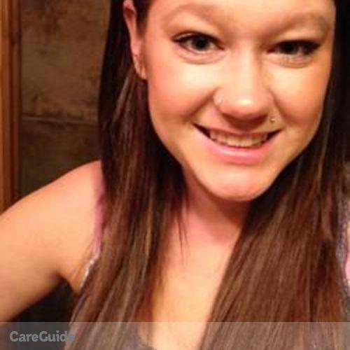 Canadian Nanny Provider Danielle B's Profile Picture