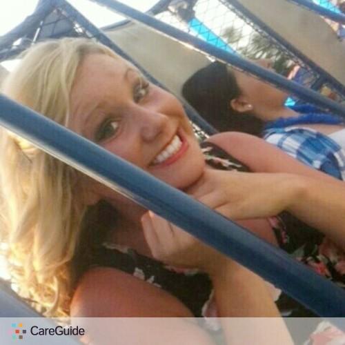 Child Care Provider Kelsie V's Profile Picture