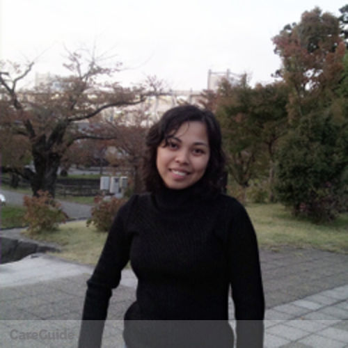 Canadian Nanny Provider Cherrelyn Taraya's Profile Picture