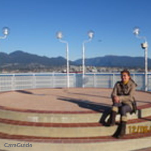 Canadian Nanny Provider Maribel Vicencio's Profile Picture