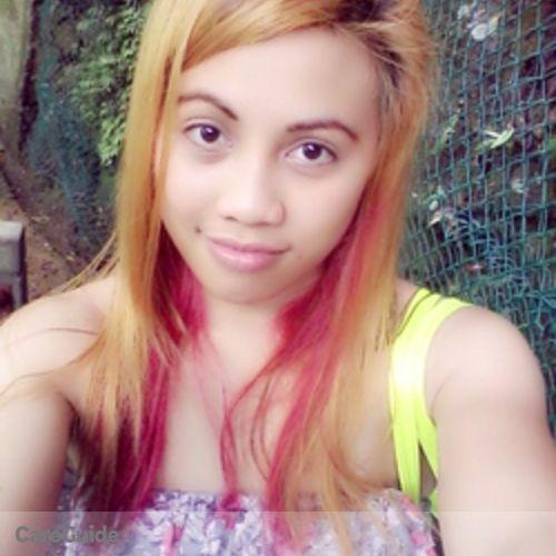 Canadian Nanny Provider Maria Nicolette Ibalio's Profile Picture